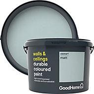 GoodHome Durable Clontarf Matt Emulsion paint, 2.5L