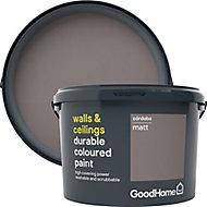 GoodHome Durable Cordoba Matt Emulsion paint, 2.5L
