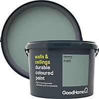 GoodHome Durable Kilkenny Matt Emulsion paint, 2.5L