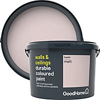 GoodHome Durable Kyoto Matt Emulsion paint 2.5L
