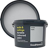 GoodHome Durable Melville Matt Emulsion paint, 2.5L