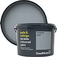 GoodHome Durable Minneapolis Matt Emulsion paint, 2.5L