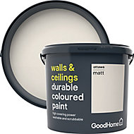 GoodHome Durable Ottawa Matt Emulsion paint, 5L