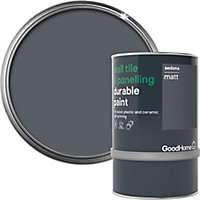 GoodHome Durable Sedona Matt Wall tile & panelling paint, 750ml