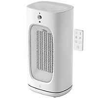 GoodHome Electric 2400W White PTC Heater