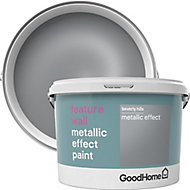 GoodHome Feature wall Beverly hills Metallic effect Emulsion paint 2L