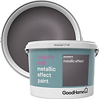 GoodHome Feature wall Pasadena Metallic effect Emulsion paint, 2L
