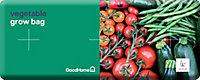 GoodHome Fruit & vegetable Grow bag 27L