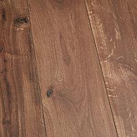 GoodHome Gladstone Natural Dark oak effect Laminate flooring, 2m² Pack