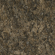GoodHome Gloss Stone effect Laminate Upstand (L)3000mm