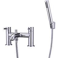 GoodHome Hoffell Bath Shower mixer Tap