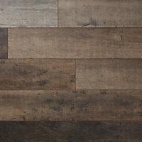 GoodHome Kirton Natural Oak effect Laminate Flooring, 2.13m² Pack