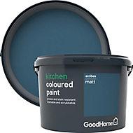 GoodHome Kitchen Antibes Matt Emulsion paint, 2.5L