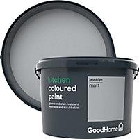 GoodHome Kitchen Brooklyn Matt Emulsion paint, 2.5L