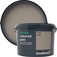 GoodHome Kitchen Caracas Matt Emulsion paint, 2.5L