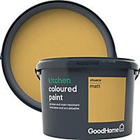 GoodHome Kitchen Chueca Matt Emulsion paint, 2.5L