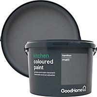 GoodHome Kitchen Hamilton Matt Emulsion paint, 2.5L