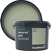 GoodHome Kitchen Limerick Matt Emulsion paint, 2.5L