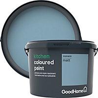 GoodHome Kitchen Monaco Matt Emulsion paint, 2.5L