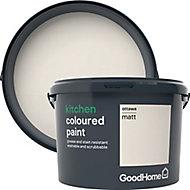 GoodHome Kitchen Ottawa Matt Emulsion paint, 2.5L