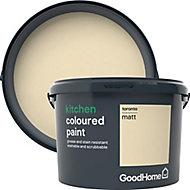 GoodHome Kitchen Toronto Matt Emulsion paint, 2.5L