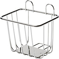 GoodHome Koros Steel Basket