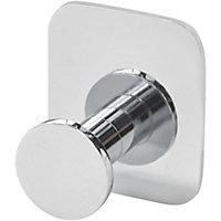 GoodHome Koros Translucent white Bathroom accessory set