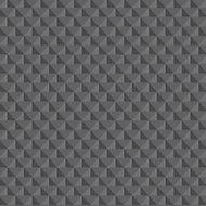 GoodHome Lyrata Black Graphic 3D effect Textured Wallpaper