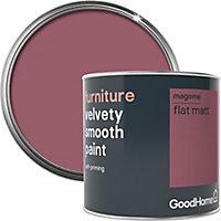 GoodHome Magome Flat matt Furniture paint, 500ml