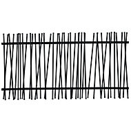 GoodHome Neva Tube fencing, (L)1.8m (H)0.9m