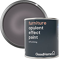 GoodHome Pasadena Metallic effect Furniture paint, 125ml