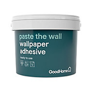 GoodHome Paste the wall Ready mixed Wallpaper Adhesive 10kg