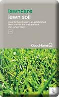 GoodHome Peat-free Lawn Soil 25L