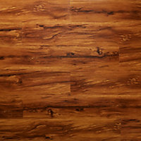 GoodHome Poprock Dolce Wood planks Wood effect Self adhesive Vinyl plank, Pack of 7