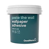 GoodHome Ready mixed Wallpaper Adhesive 5kg