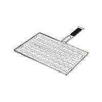 GoodHome Rockwell Barbecue grill 55x28cm