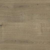 GoodHome Satin Oak effect Brown Worktop edging tape, (L)2.4m