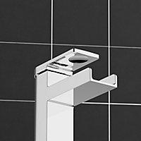 GoodHome Seaton 1 lever Waterfall Basin Mono mixer Tap