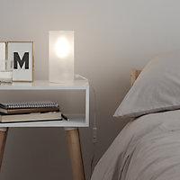 GoodHome Singou White Table light