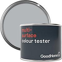 GoodHome Tucson Satin Multi-surface paint, 70ml Tester pot