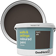 GoodHome Walls & ceilings Bogota Silk Emulsion paint, 2.5L