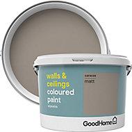 GoodHome Walls & ceilings Caracas Matt Emulsion paint, 2.5L