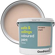 GoodHome Walls & ceilings Cartagena Matt Emulsion paint, 5L