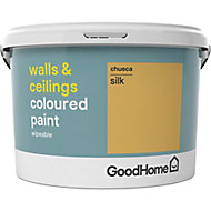 GoodHome Walls & ceilings Chueca Silk Emulsion paint 2.5L