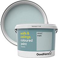GoodHome Walls & ceilings Clontarf Matt Emulsion paint, 2.5L