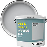 GoodHome Walls & ceilings Hamptons Matt Emulsion paint, 5L