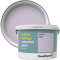 GoodHome Walls & ceilings Hokkaido Matt Emulsion paint, 2.5L