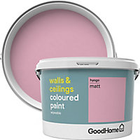GoodHome Walls & ceilings Hyogo Matt Emulsion paint 2.5L