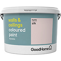 GoodHome Walls & ceilings Kyoto Silk Emulsion paint, 2.5L