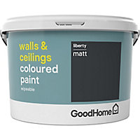 GoodHome Walls & ceilings Liberty Matt Emulsion paint, 2.5L